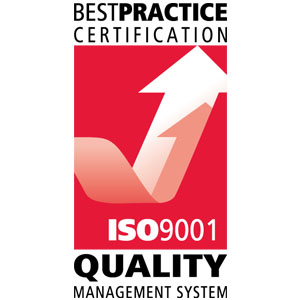Best Practice Certification ISO9001