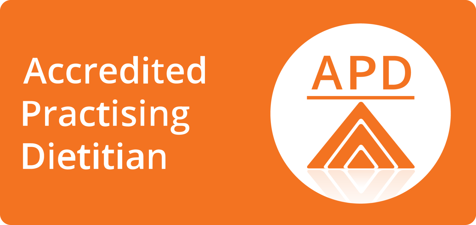 Accredited Practising Dietitian Badge