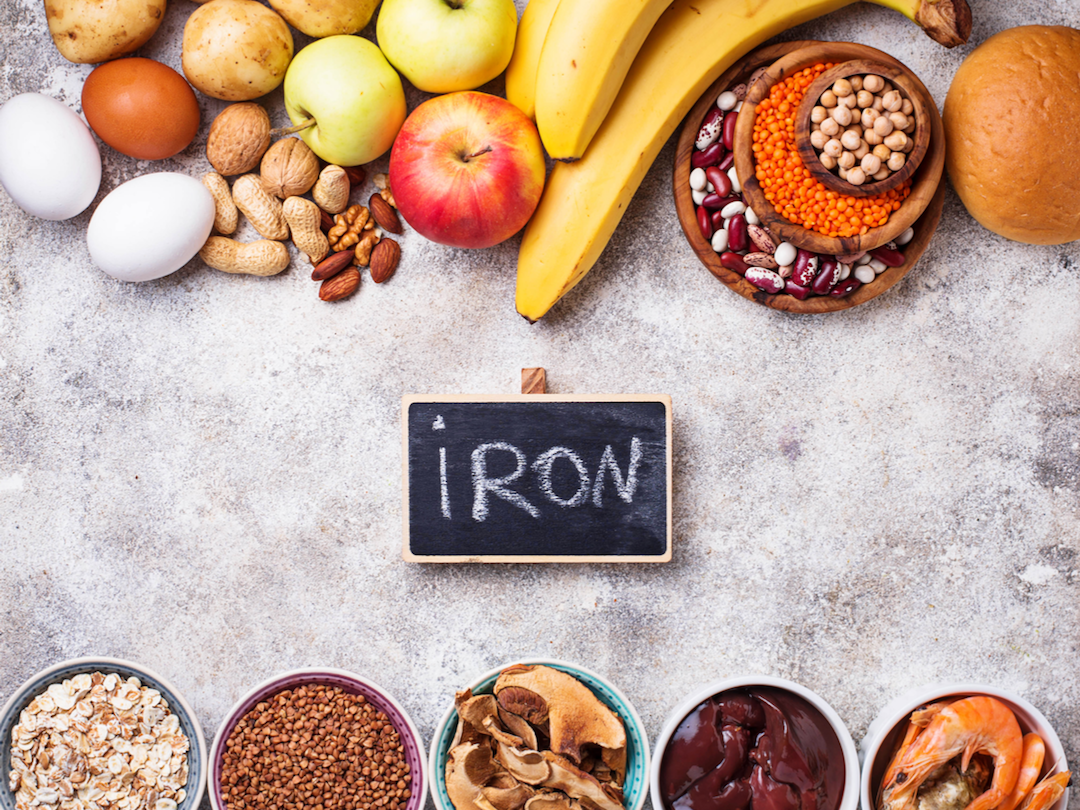 Is Your Child Getting Enough Iron?
