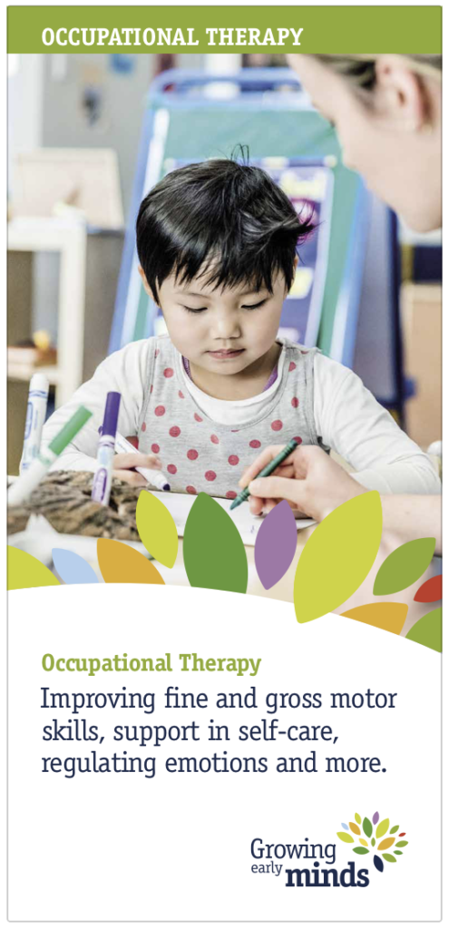 Occupational Therapy Brochure
