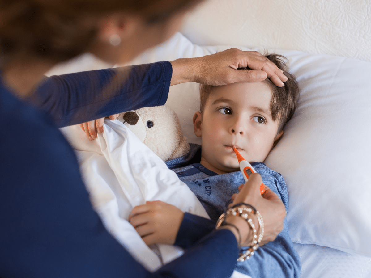 Have An Appointment, But Your Child Is Feeling Unwell Or Sick?