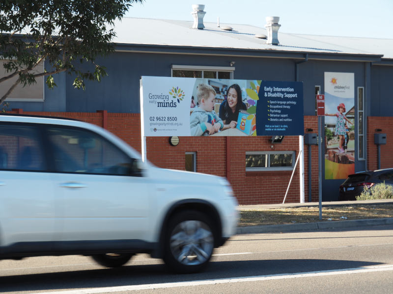 Growing Early Minds Blacktown Location