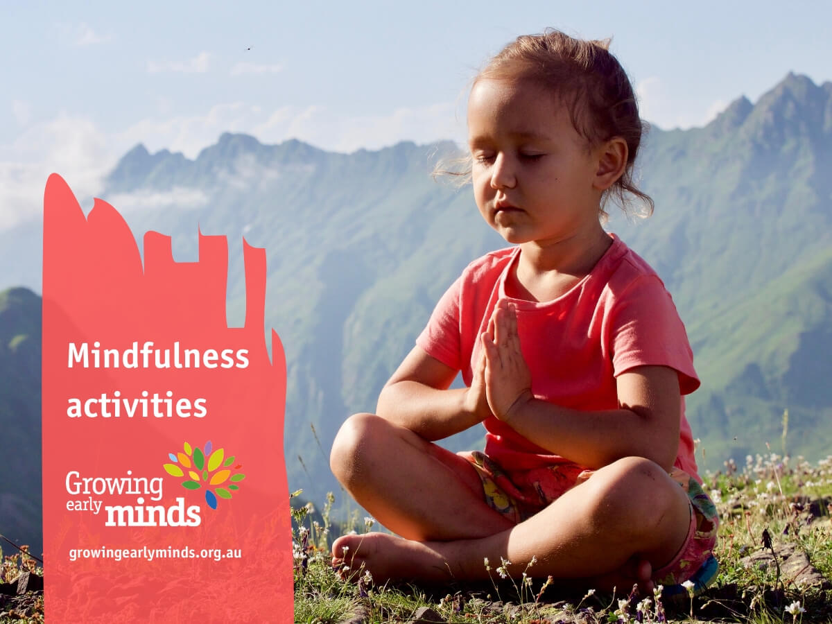 Mindfulness for children can help promote focus, cognitive development and emotional regulation