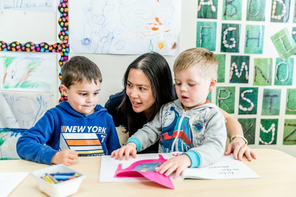 Speech therapy for kids Acacia Gardens